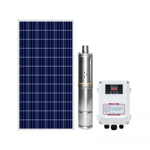 solar centrifugal water pumps