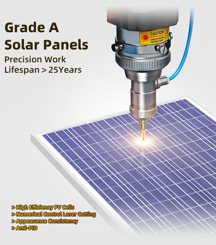 Polysilicon Solar Panel 3